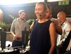 Emma Petersson moderator på Almedalen 2016